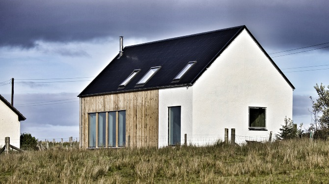 R House Rural Design Architects Isle Of Skye And The Highlands