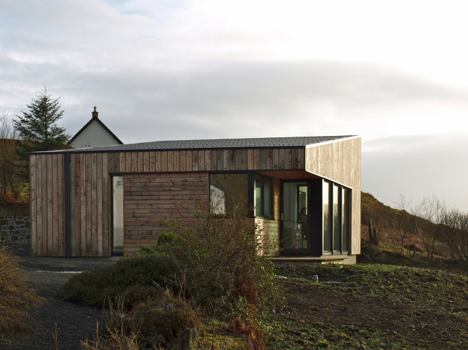 Lusta Rural Design Architects Isle Of Skye And The