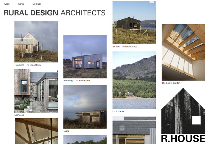 News Rural Design Architects Isle Of Skye And The Highlands And