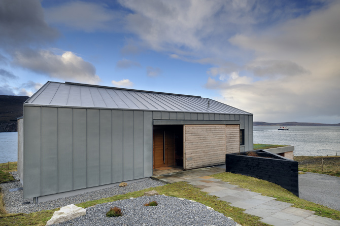 Rhue Rural Design Architects Isle Of Skye And The