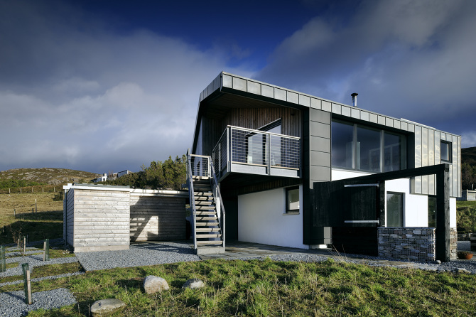 Rhue - Rural Design Architects - Isle of Skye and the