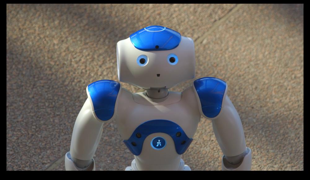 Intel - Being A Robot Usher - russtucker