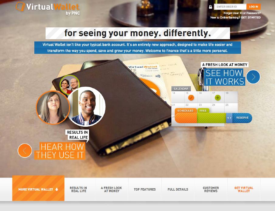 PNC Bank: Virtual Wallet - Arthur Vaughan