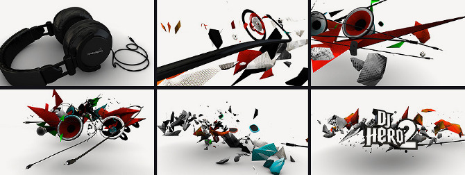DJ Hero 2 - Game Intro - Martin Salfity
