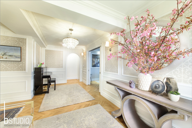 Upper East Side Pre-War Penthouse - breannacarlson com