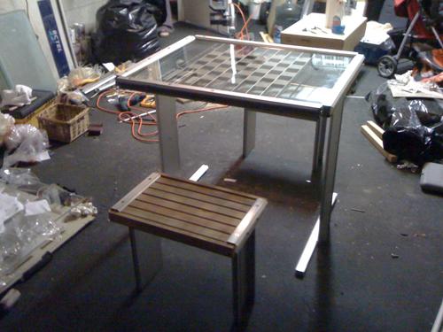 Urban Chess Board Milbec Contemporary Building Design