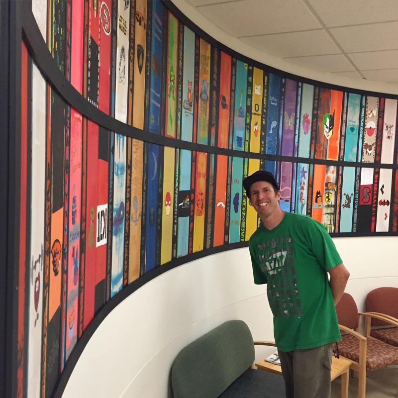 Lucile Packard Children's Hospital - www ideasforwalls com
