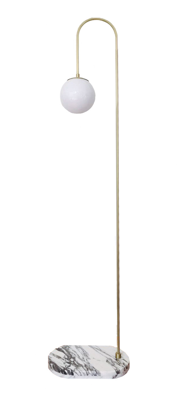 Cors Lighting: Flow Oval Lamp