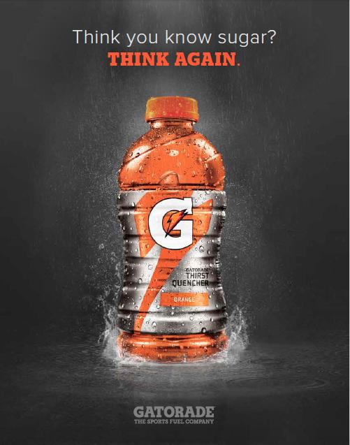 gatorade print ads larryscott personal network