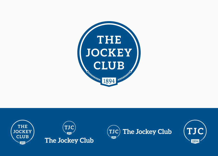 1aace598be7 Not only were we tasked with rebranding The Jockey Club but also building a  visual identity system that lends consistency and structure to The Jockey  Club ...