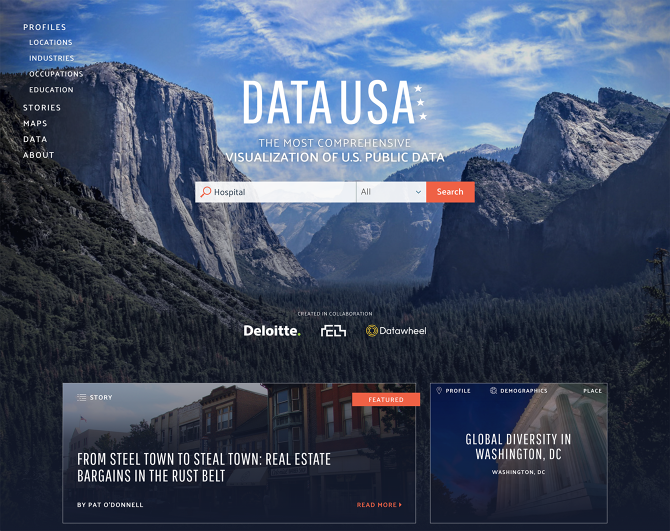 Data USA - M  Q  Teng Design