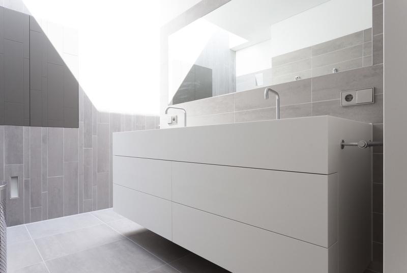 Badkamers Den Haag : Penthouse den haag badkamers hg meubelmakers