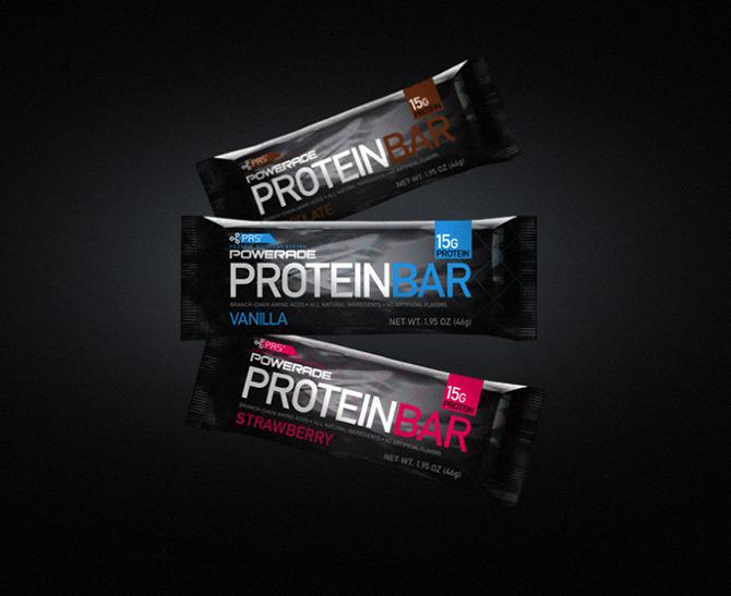 Powerade Protein James Devogelear Portfolio