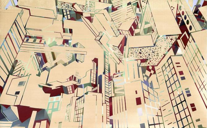 Architectural Drawings Yasemin Tarhan