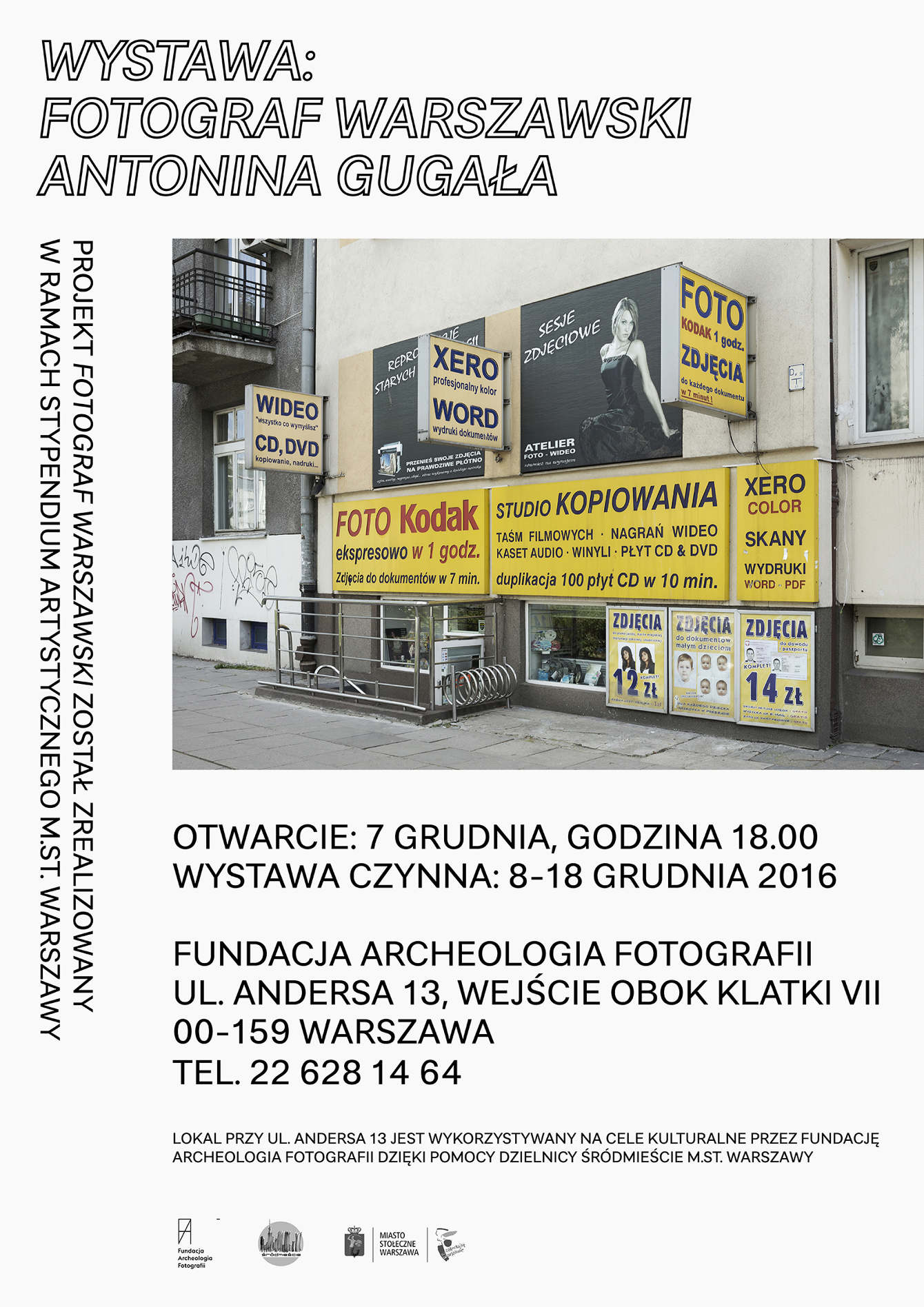 Warsaw Photographer Exhibition Martyna Wyrzykowska