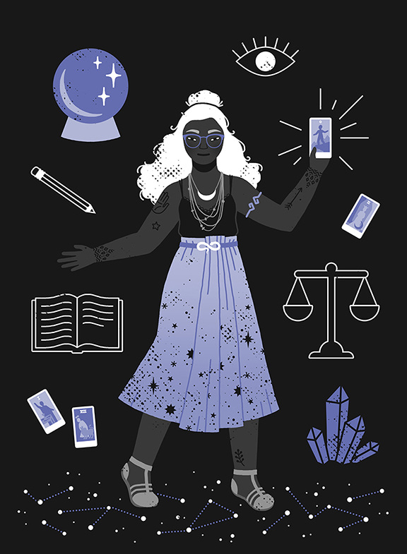 Basic Witches - Camille Chew