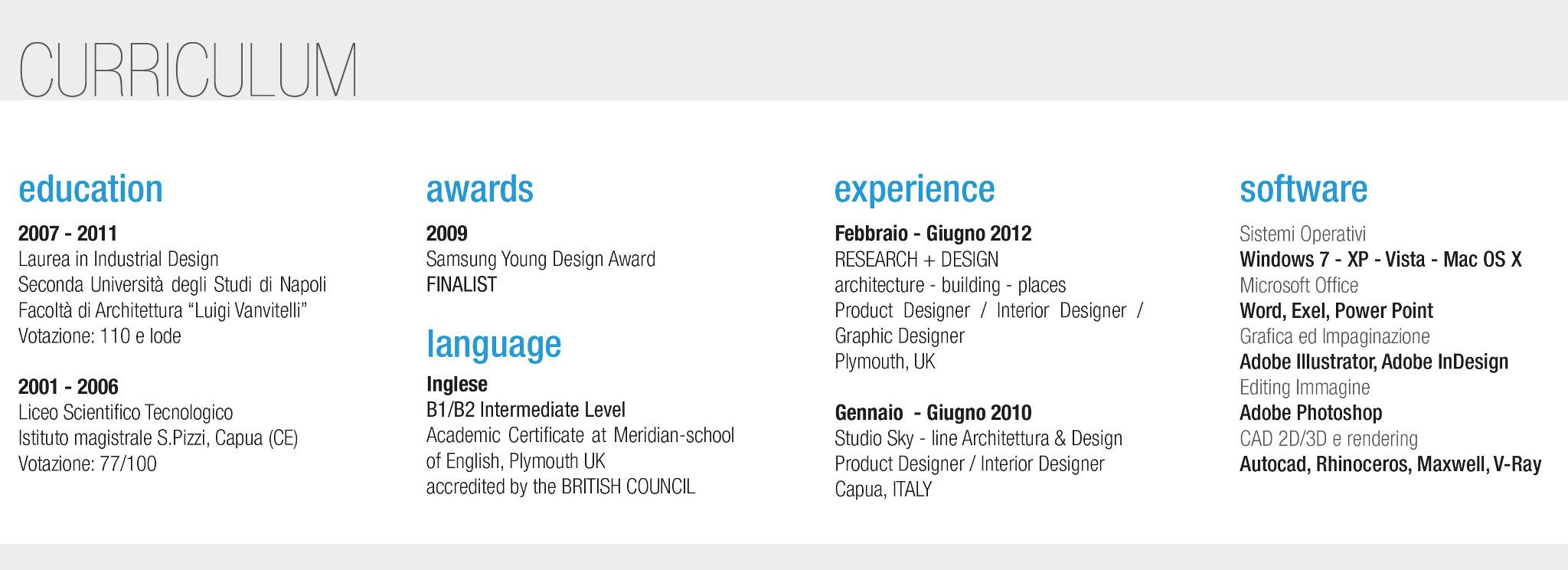 Studio Di Architettura In Inglese about me - ottavio ottaviano portfolio