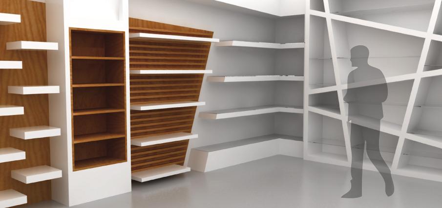 Clothing Store Interior Design   Clothing Store Concept Ottavio Ottaviano Portfolio