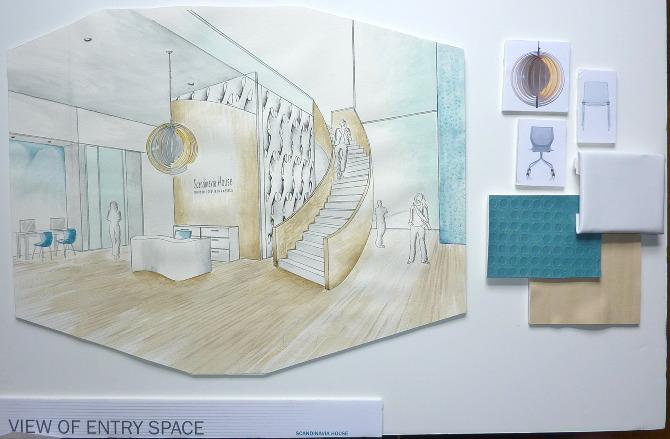 Scandinavia House Rhana Katz Interior Design