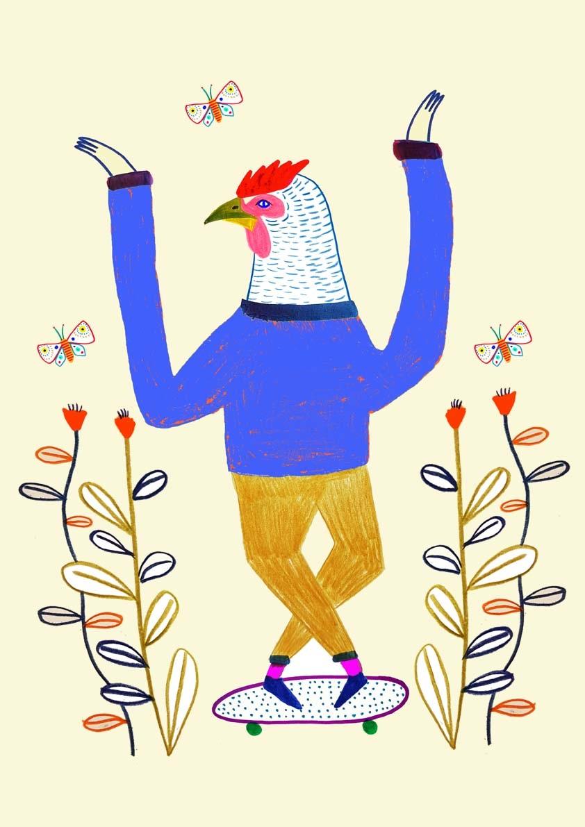 34defae2b7 animal illustrations - Ashley Percival Illustration