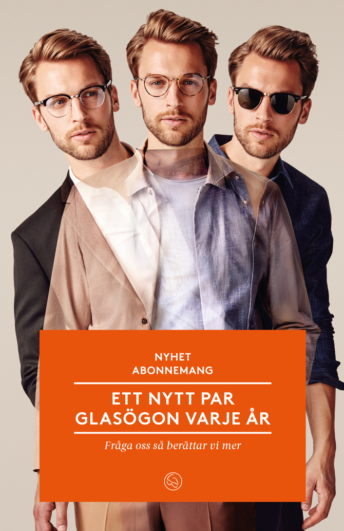 glasögon abonnemang
