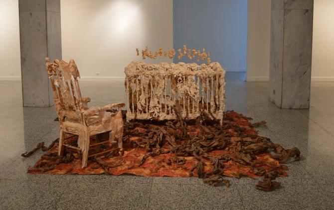 Sculpture Nicole Melnicky