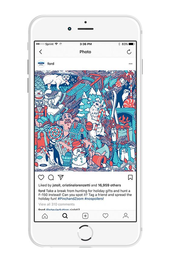Instagram Pinch + Zoom - www sarahbills com
