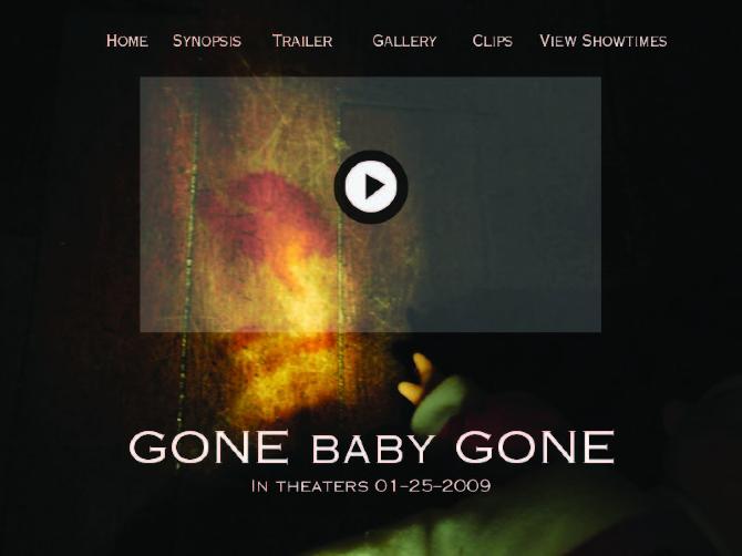 Gone Baby Gone Jenny Bauman