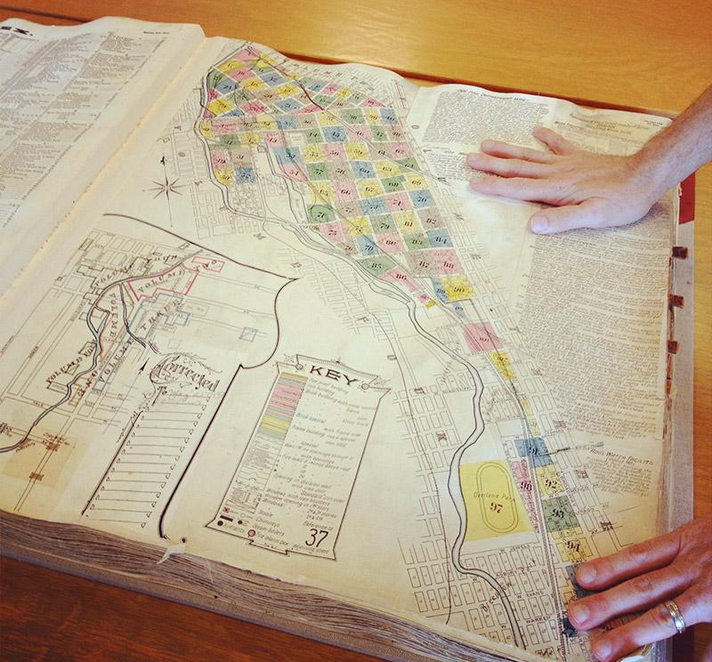 Archive Fever: A Visit to the Denver Public Liry with ... on colorado geography, colorado marble, colorado history, colorado aspen loop trail map, colorado photography, colorado postcards, colorado railroads,