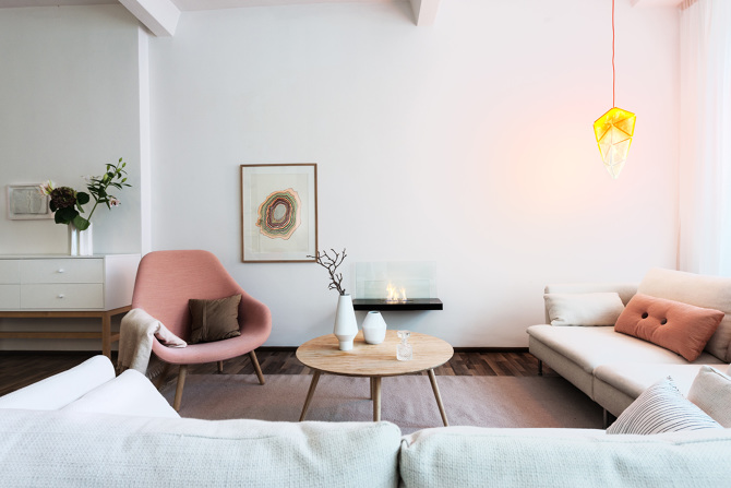 Interior Design: Loft S - joa-herrenknecht.com