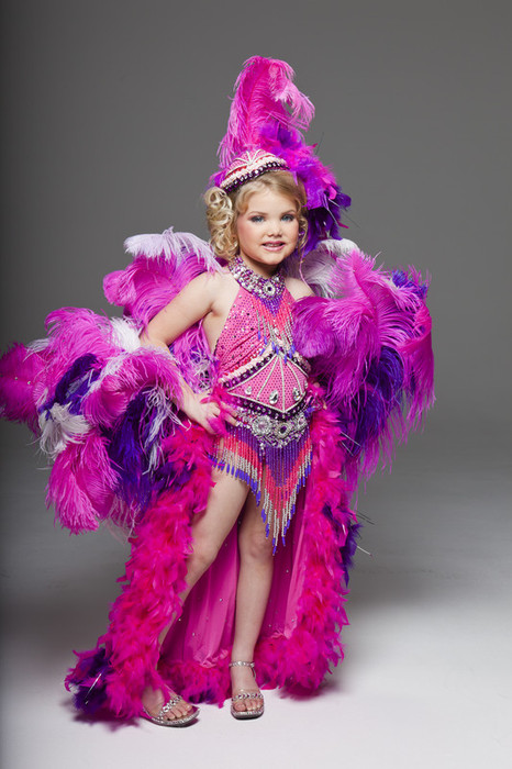 Feature: Child Beauty Queens // Lauren Greenfield