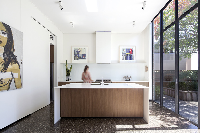 Mill St House Moloney Architects