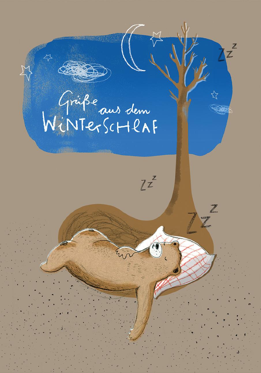 Bildergebnis für winterschlaf