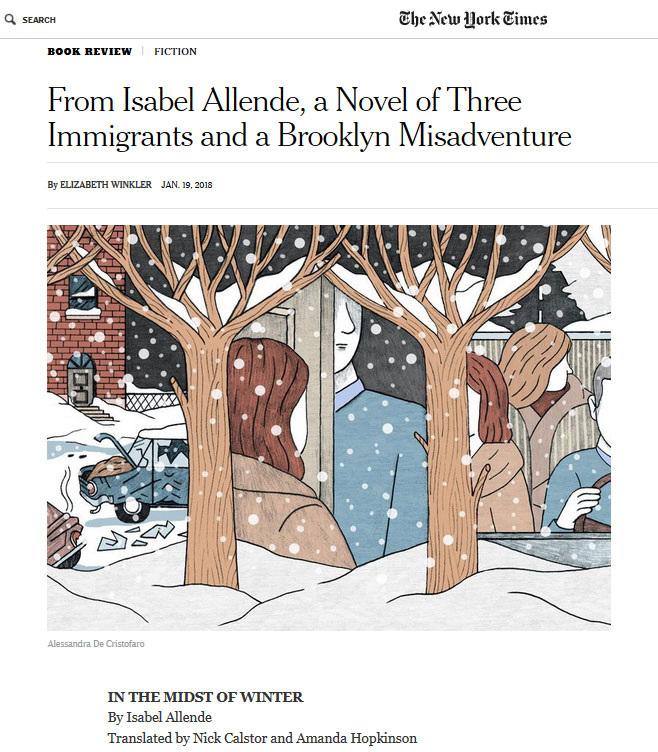 Nytimes Book Review Alessandra De Cristofaro