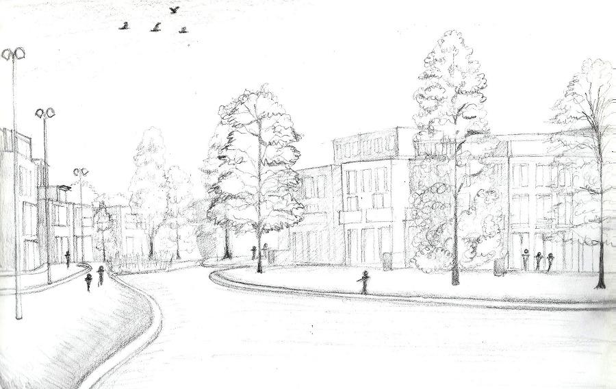 crossroads at broad - urban design studio i - 2010