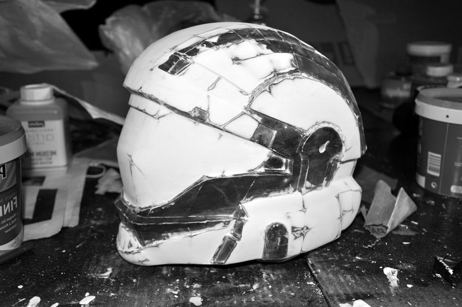 Halo Helmet - jeremielasnier