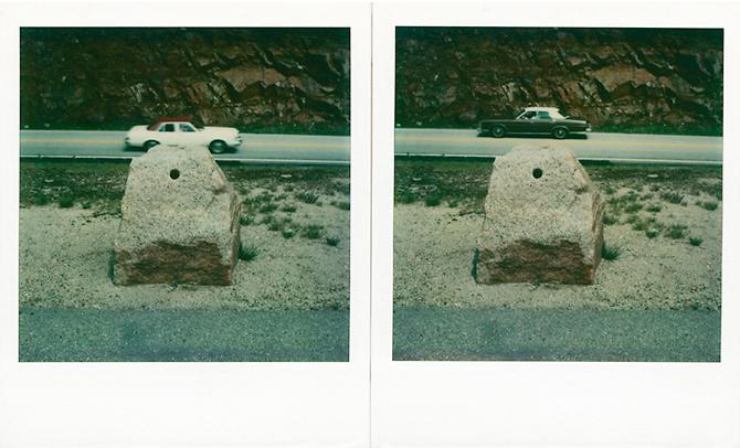 slide polaroid stereographs by dave broda colleen woolpert