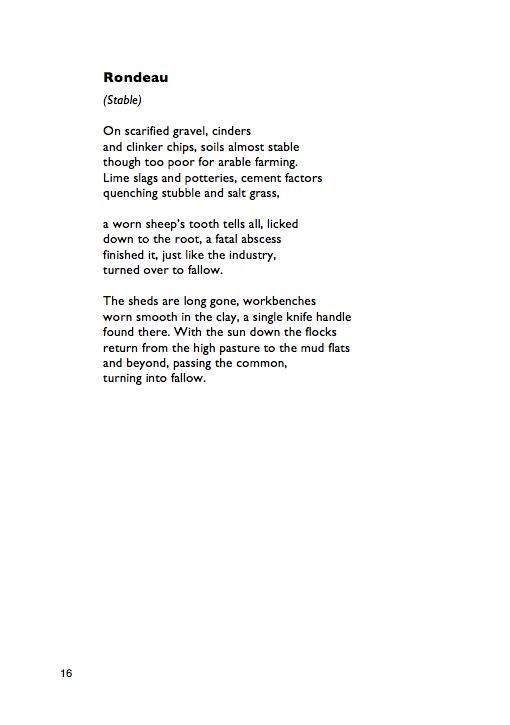 "Piers Hugill- ""Ways Through a Field"": 13 Lyrics - Veer Books"