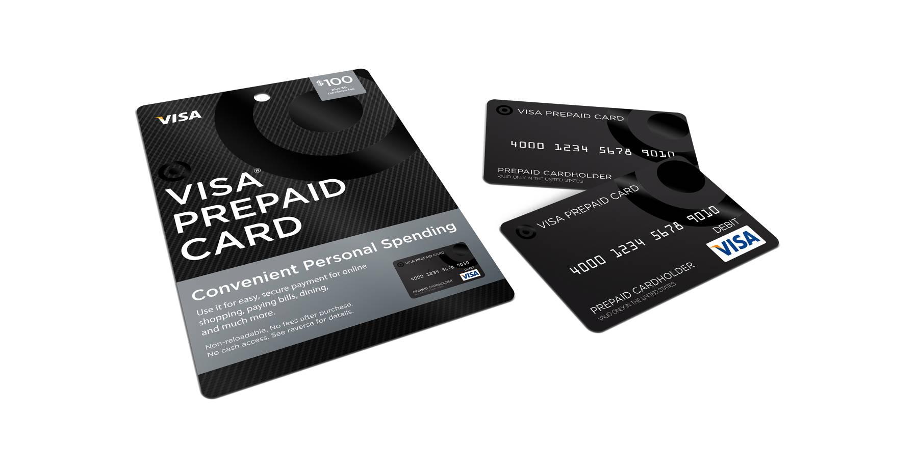 Target Visa PrePaid - Gilly Creative • Scott Gilson • Gilly