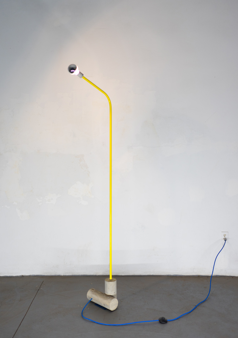 Light 0317 Nicholas Tilma Electrical Wiring Of Lamp Concrete Steel Tubing Bulb 2017