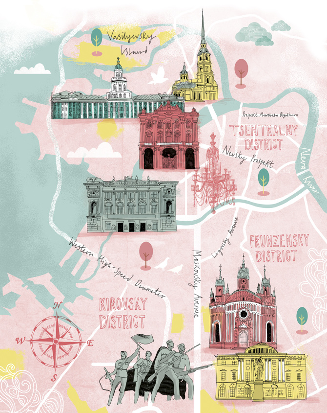 St Petersburg Bbc World Histories Tonwen Jones