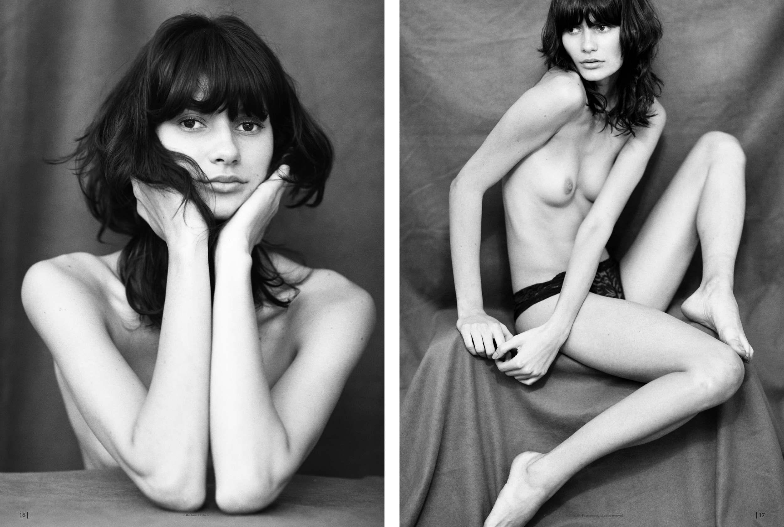 Ariane  nackt