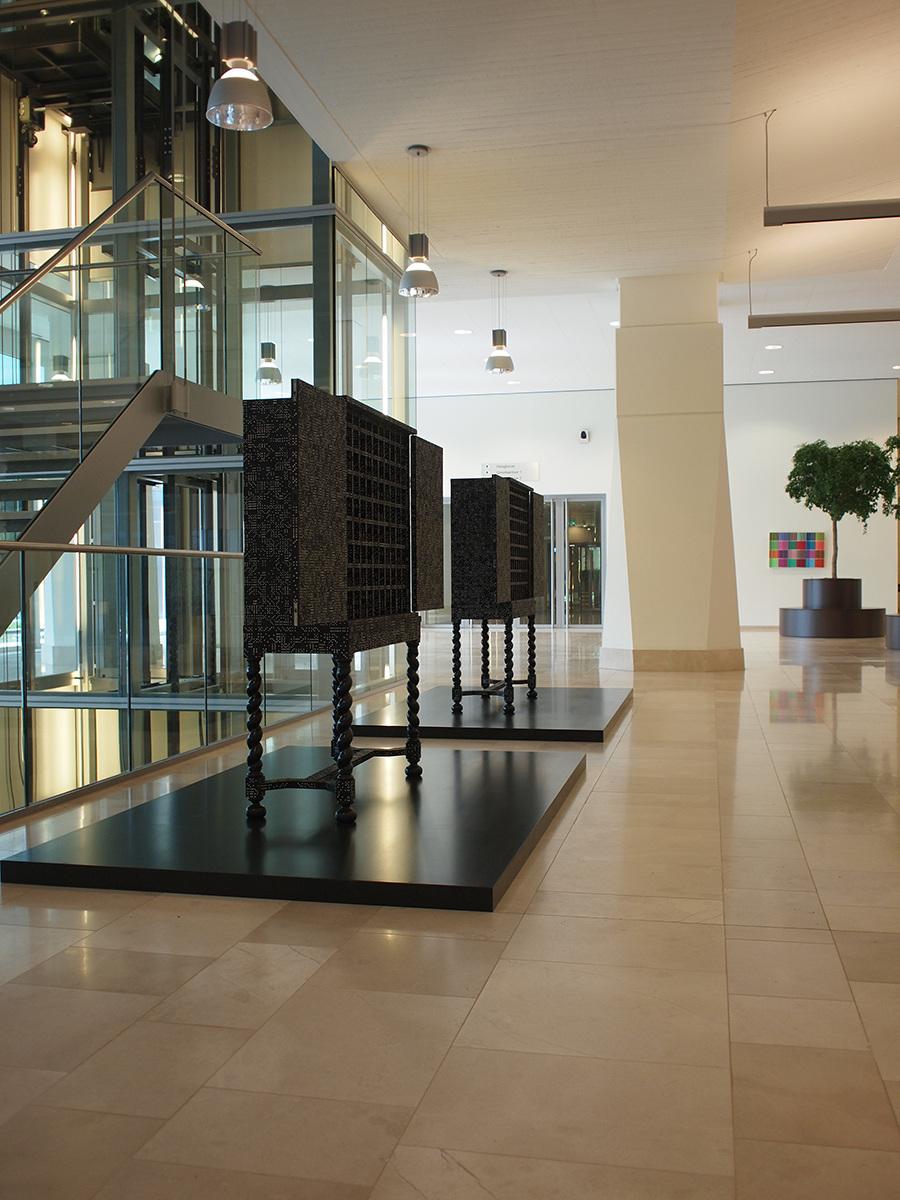 Het Kabinet Meubels Amsterdam.Onno Schelling Per Van Der Horst Gallery
