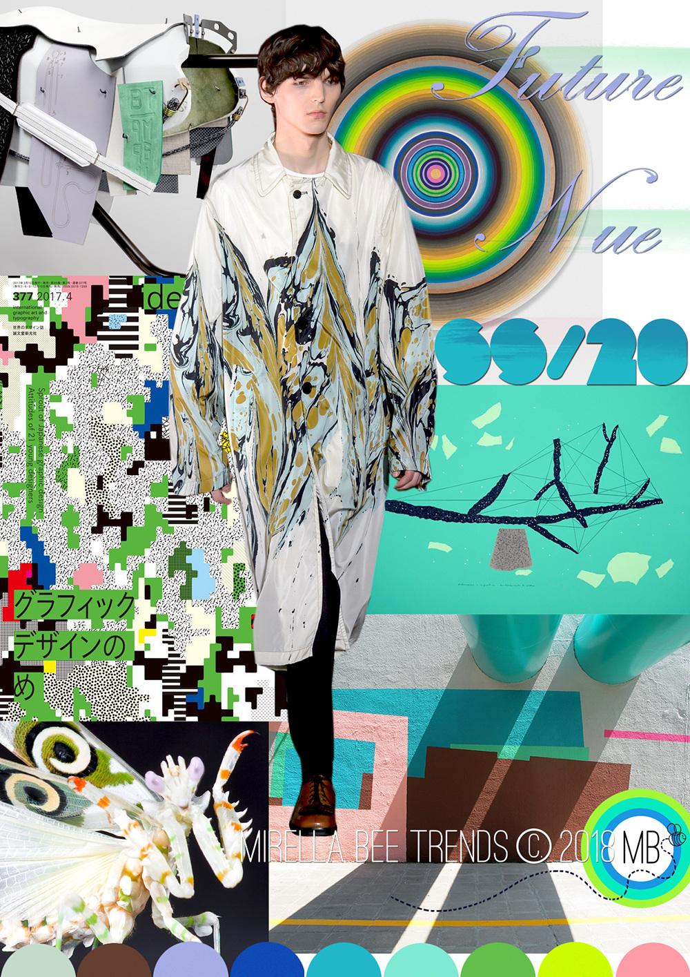 Future Nue Ss 20 Mirella Bruno Print Pattern And Trend Designs