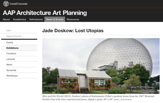 News Jade Doskow Photography