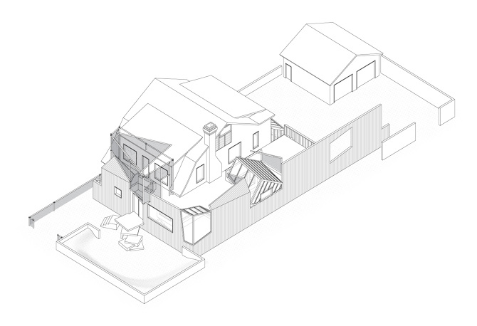 Gehry Residence Analysis - Connor Gravelle