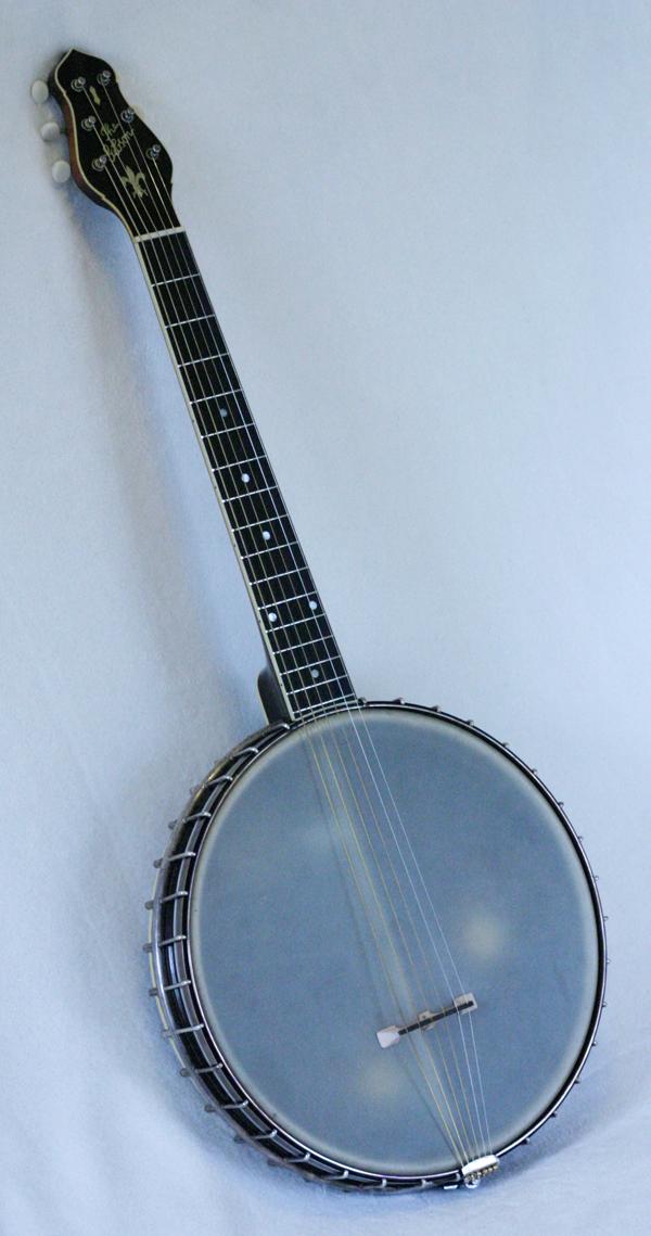 Gibson GB4 Neck, 2012 - Folsom Banjo