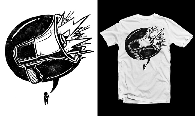 faf8f5f0 T-Shirt Designs - The Art of Terry Mack