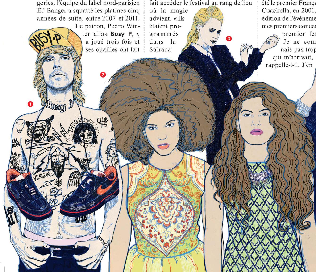 Rencontres Vanity Fair labels