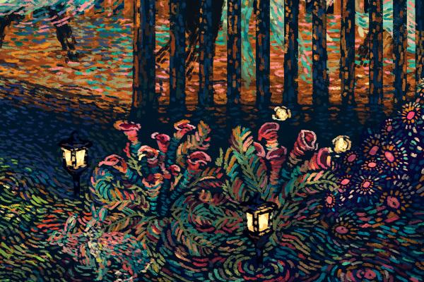 Trip the Light Fantastic - James R Eads Illustration & Design